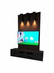 SK Interiors Wall Mounted Pvc Tv Unit In Coimbatore, For Residential