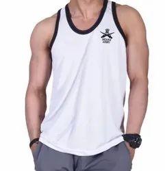 Men's WBK Sando Army Savage Vest