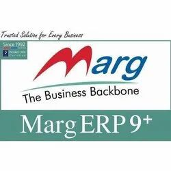 Marg ERP Gold Version, Application/Usage: MULTI USER/ MULTI FIRMS