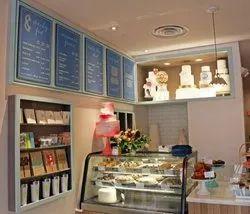 Cake Shop Interior