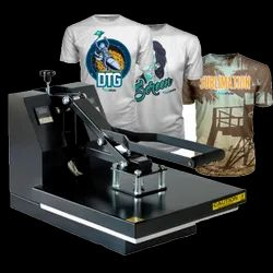 T- Shirt Heat Press Machine (High Pressure) 40x 60cm