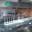 Automatic Volumertic  Liquid Filling Machine