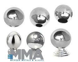 Silver Stainless Steel Balcony Railling Fittings