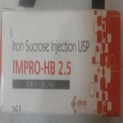 IRON SUCROSE  2.5ml