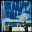 High Reach Facade Cleaning System