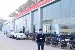 Male Corporate Security Guard Service