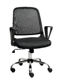 Executive Medium Back Chair - Twist Black