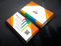 2 Day Business Card Designing Services, Rectangle, Size Of Business Card: 3.5 X 2 Inches