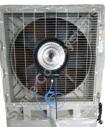 Black Plastic Mist Plate For Coolers (DIY), For Air Cooling