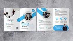 1 Day Paper Brochure Design Service