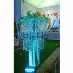Crystal Hanging Pillar