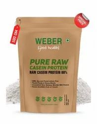 Pure Raw Casein Protein, Packaging Size: 500 Gram
