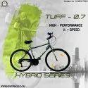 Monde 7-speed 28x700c (green) / City Bike / Mtb Bike / European Aerodynamic Design.