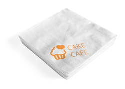 Custom Printed Tissue Paper, Packet
