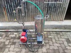 Hydrodynamic Cavitation Setup