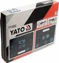 Yt-0682 Disc Brake Pad & Caliper Service Tool Kit 18 Pcs