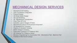 Mechanical Designing Engineering Services