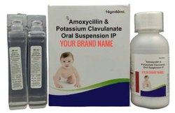Amoxicillin & Potassium Clavulanate Oral Suspension IP
