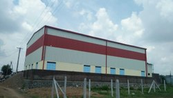 MS Prefabricated Industrial Buildings