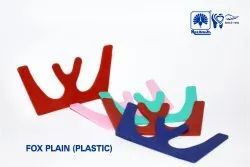 Fox Plain(plastic)
