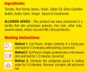 Heat And Eat Rajma Masala