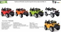 Kids 12V Battery Operated Roader Jeep
