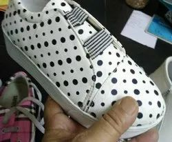 Pori Footwear Pvc Ladies Shoes