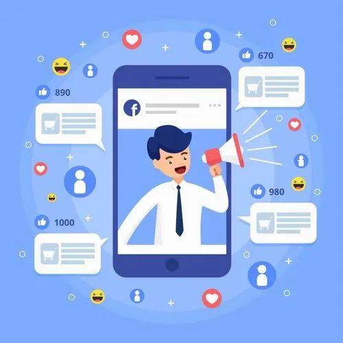 社交媒体营销服务,在泛印度