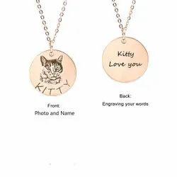 Pet Name Nacklace