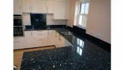 Residential Building Granite Flooring Service, For Indoor, Waterproof