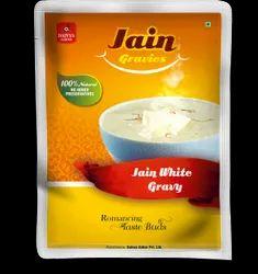 Jain White Saffron Gravy