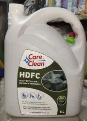 Care Clean Heavy Duty Floor Cleaner & Degreaser Hdfc 5 Ltr