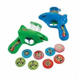Disc Shooter Plastic Toy