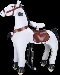 3 To 7 Years Horse Riding Pony Toys, For Amusement Park