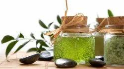 Aloe Vera Turmeric Herbal Hair Gel, For Personal, Type Of Packaging: Box
