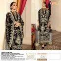 Fepic Rosemeen Sifa Faux Georgette Net Pakistani Suit Catalog