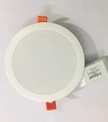 Radiant Round 18 Watt Led Panel Light, 220 V, Base Type: B22