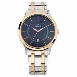 Analog Mens Titan Wrist Watch
