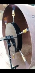Internal Pipe Heating Torch
