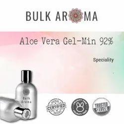Aloe Vera Gel Min 92%
