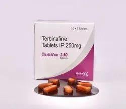 Terbinafine Tablets I.P 250 Mg
