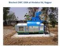 Non Heating Organic Waste Composting Machine