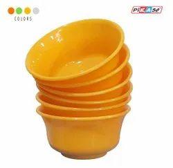 Round Plastic Bowl