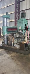 Used And Old Make Csepel Rfh-75/2000 Redial Drill Machine