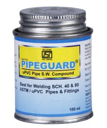 100 ml PipeGuard UPVC Pipe SW Compound
