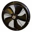 Axial Fan External Rotor Riveted Impeller