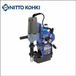 Portable Magnetic Drilling Machine-Auto