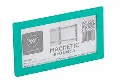 Magnetic Shelf  Label Holders(IF911)