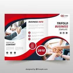 Corporate Brochure Designing Service