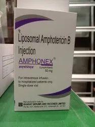 Amphonex Amphotericin B Injection 50mg